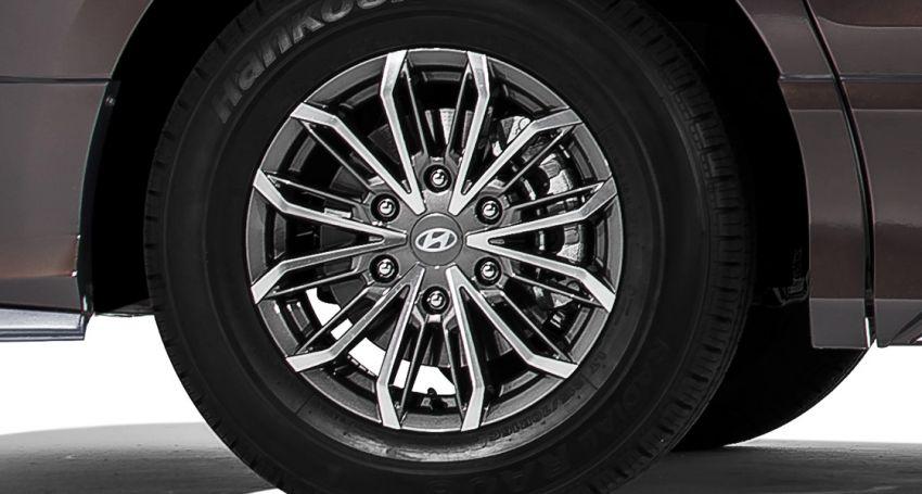 2020 Hyundai Grand Starex updated – from RM164k Image #1115974