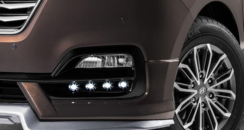 2020 Hyundai Grand Starex updated – from RM164k Image #1115975