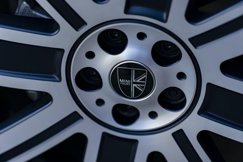 2020 F60 MINI Countryman facelift – cleaner engines, more standard kit, new displays, black exterior trim Image #1122025