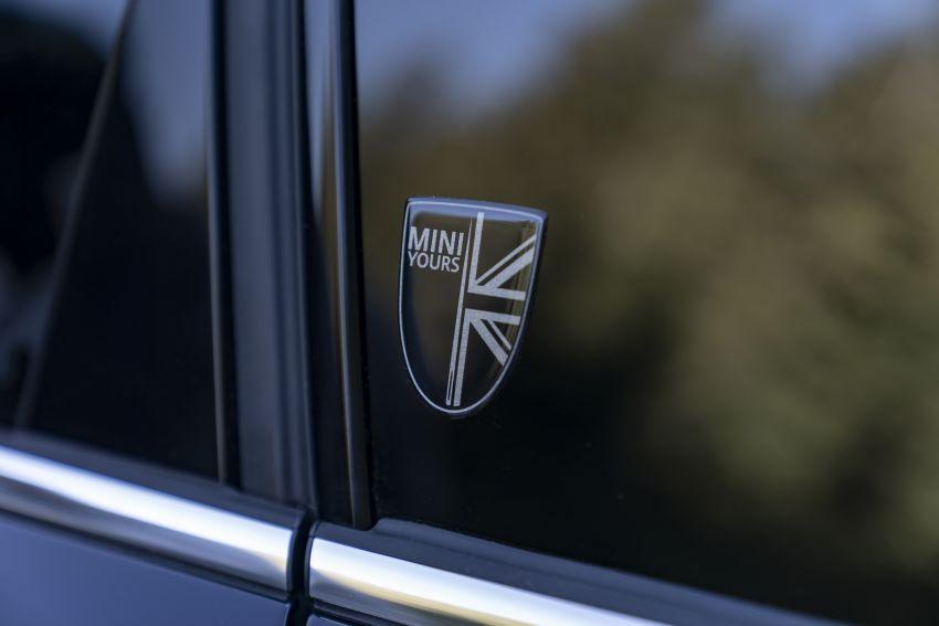 2020 F60 MINI Countryman facelift – cleaner engines, more standard kit, new displays, black exterior trim Image #1122027