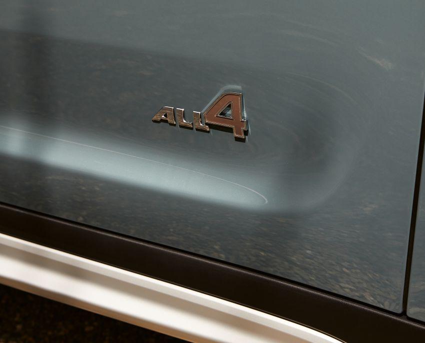 2020 F60 MINI Countryman facelift – cleaner engines, more standard kit, new displays, black exterior trim Image #1122120