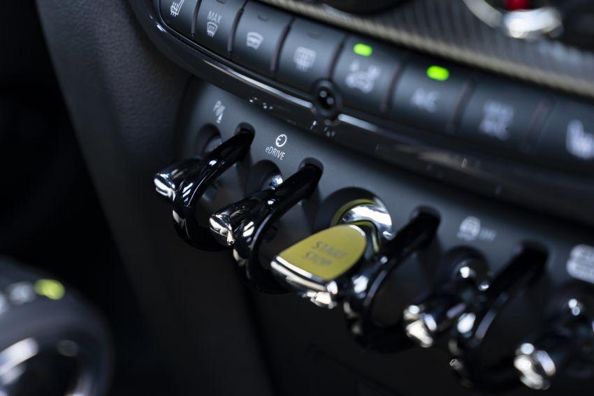 2020 F60 MINI Countryman facelift – cleaner engines, more standard kit, new displays, black exterior trim Image #1122189
