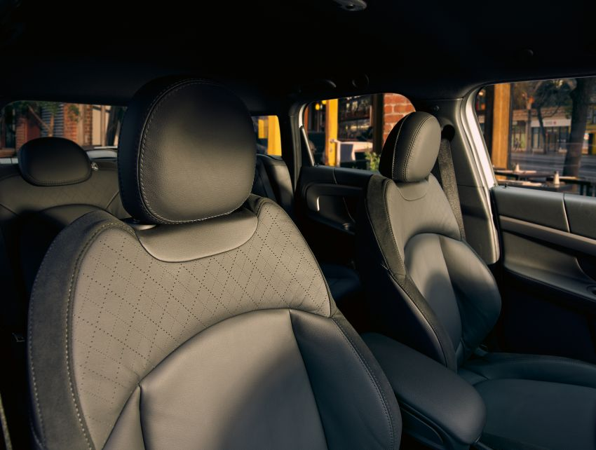 2020 F60 MINI Countryman facelift – cleaner engines, more standard kit, new displays, black exterior trim Image #1122193