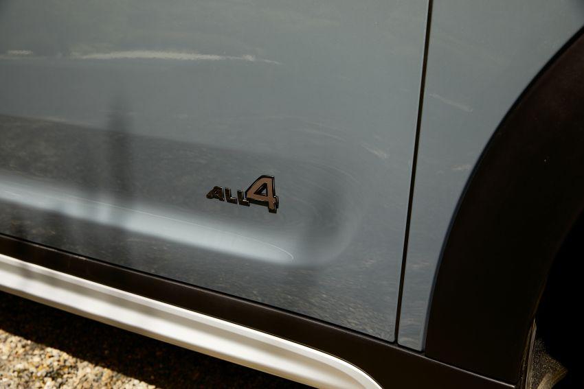 2020 F60 MINI Countryman facelift – cleaner engines, more standard kit, new displays, black exterior trim Image #1122215