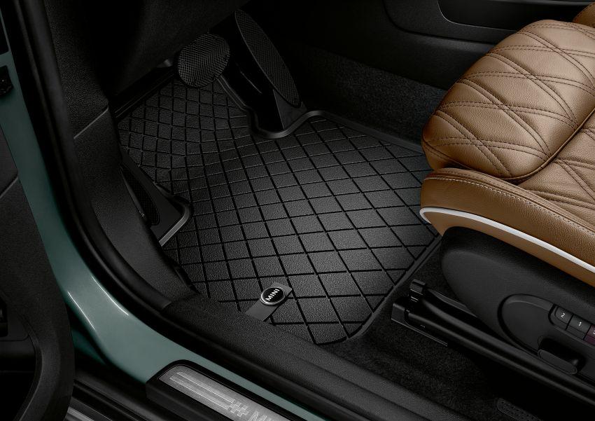 2020 F60 MINI Countryman facelift – cleaner engines, more standard kit, new displays, black exterior trim Image #1122219