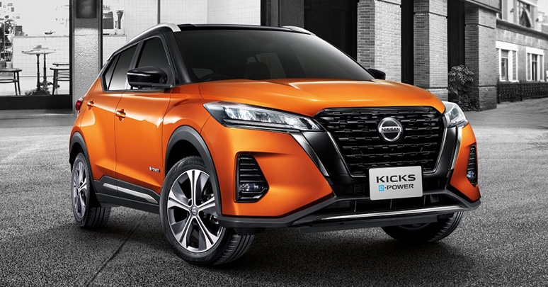 Nissan Kicks facelift 2020 – Thailand jadi pasaran pertama, empat varian, enjin e-Power, dari RM121k Image #1119066