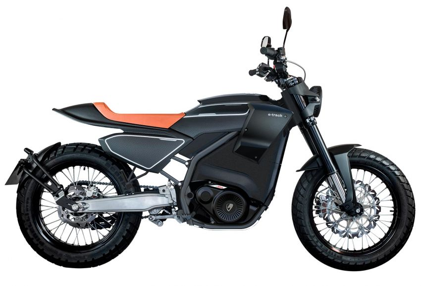 2020 Pursang E-Track e-bike from Spain, RM65,790 Image #1122982