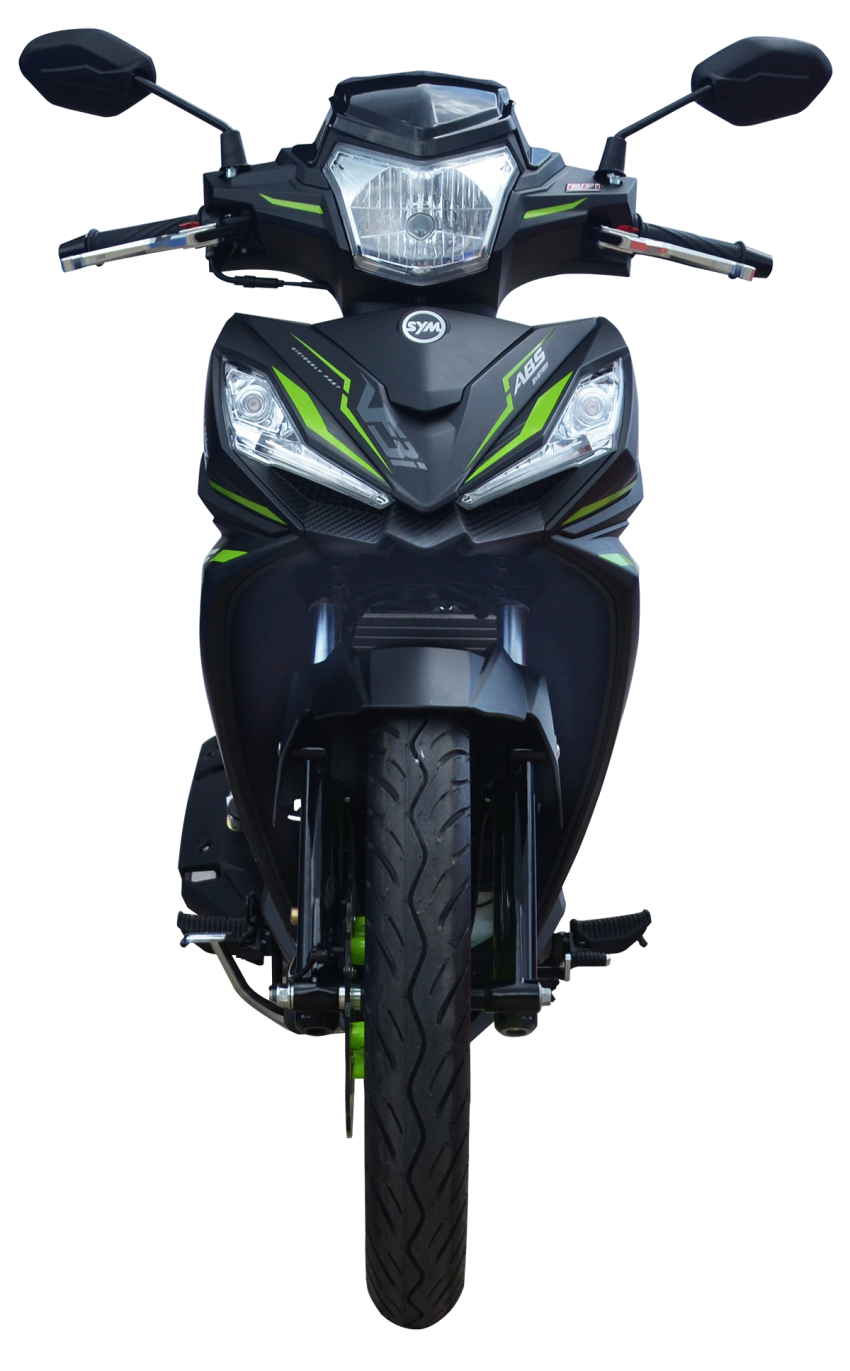 2020 SYM VF3i 185 LE launched in Malaysia – RM9,338, now with 19.7 hp and 17.4 Nm torque, ABS Image #1120521