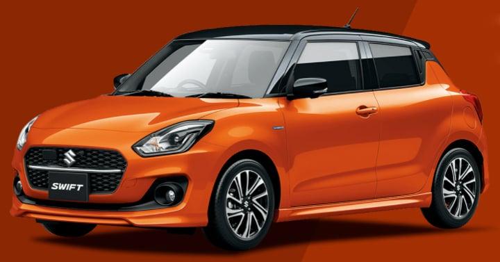2020 Suzuki Swift facelift debuts, gets minor upgrades Image #1120551
