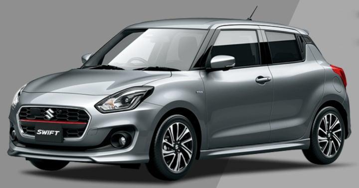 2020 Suzuki Swift facelift debuts, gets minor upgrades Image #1120560