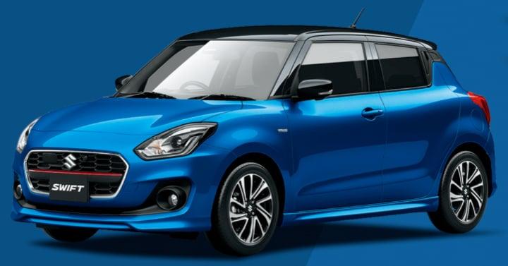 2020 Suzuki Swift facelift debuts, gets minor upgrades Image #1120554