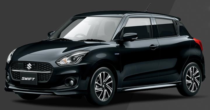 2020 Suzuki Swift facelift debuts, gets minor upgrades Image #1120558