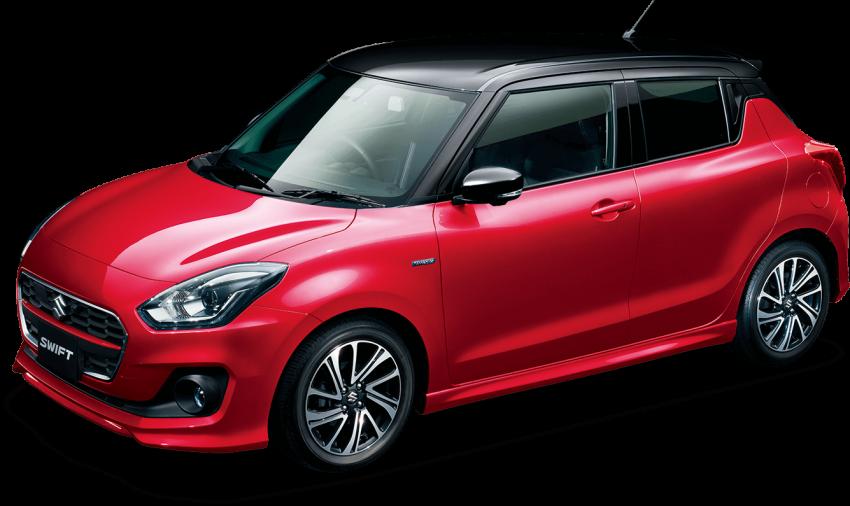 2020 Suzuki Swift facelift debuts, gets minor upgrades Image #1120537