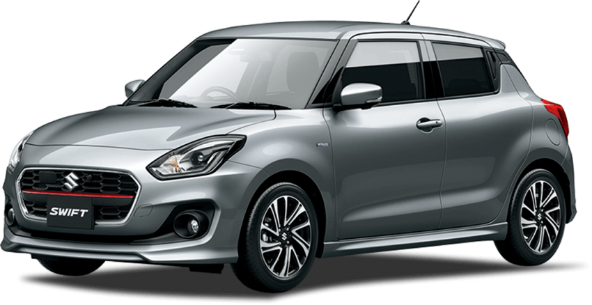 2020 Suzuki Swift facelift debuts, gets minor upgrades Image #1120539