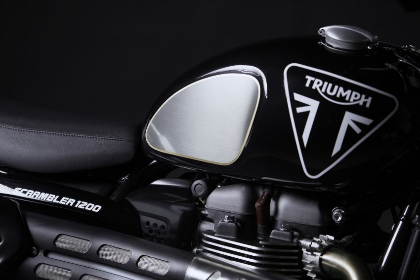 2020 Triumph Scrambler 1200 Bond Edition released Image #1121345