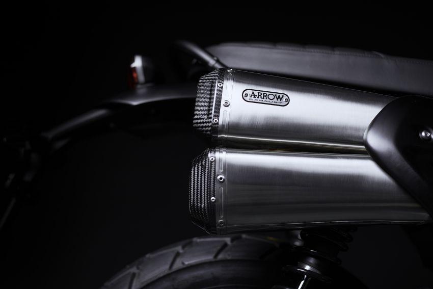 2020 Triumph Scrambler 1200 Bond Edition released Image #1121346