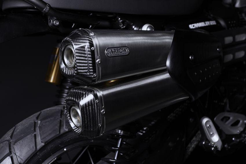 2020 Triumph Scrambler 1200 Bond Edition released Image #1121347