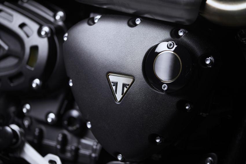 2020 Triumph Scrambler 1200 Bond Edition released Image #1121353
