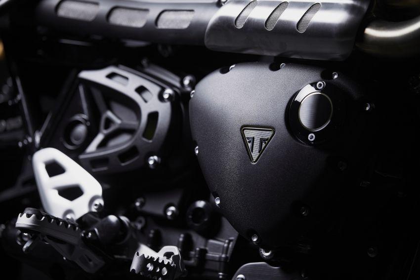 2020 Triumph Scrambler 1200 Bond Edition released Image #1121354