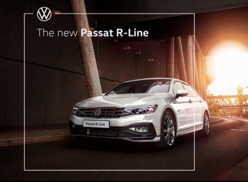 2020 Volkswagen Passat R-Line – M'sian launch soon? Image #1117235