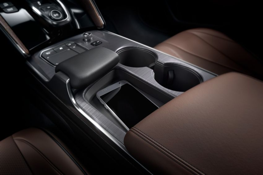 Acura TLX 2021 – banyak naik taraf bahagian prestasi Image #1123723