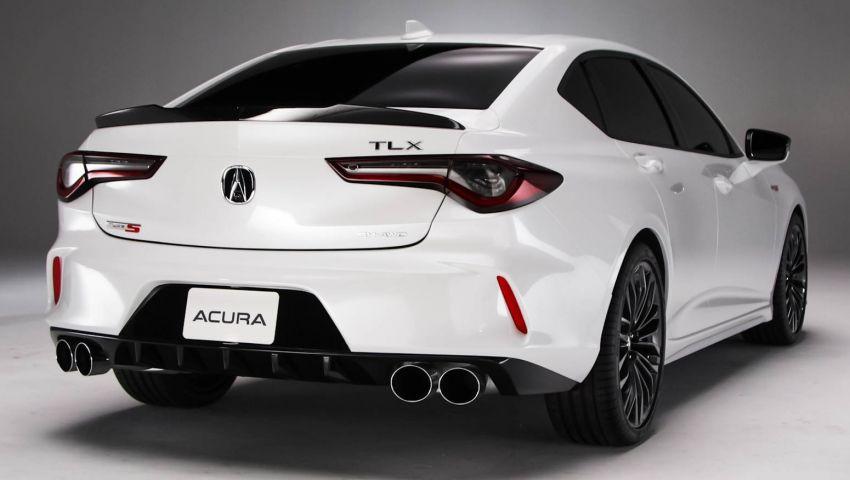 2021 Acura TLX revealed – bespoke platform, front double wishbones, turbo engines, return of Type S Image #1123508