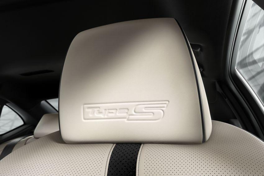 Acura TLX 2021 – banyak naik taraf bahagian prestasi Image #1123715