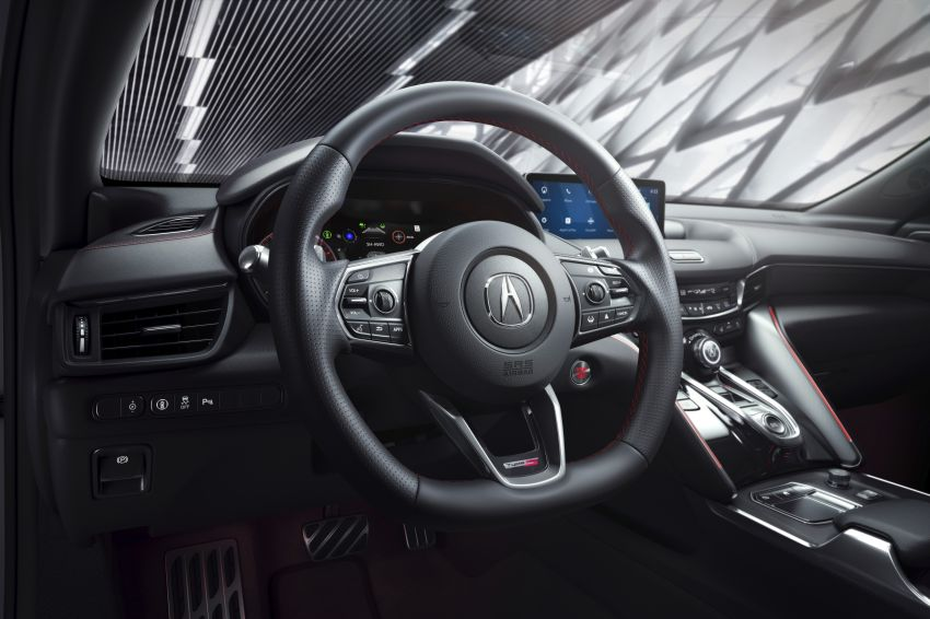 Acura TLX 2021 – banyak naik taraf bahagian prestasi Image #1123708