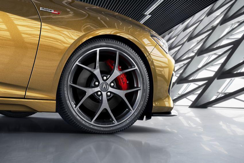 2021 Acura TLX revealed – bespoke platform, front double wishbones, turbo engines, return of Type S Image #1123514