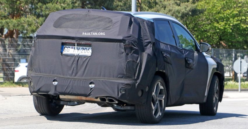 SPIED: 2021 Hyundai Tucson spotted testing in Europe Image #1116769