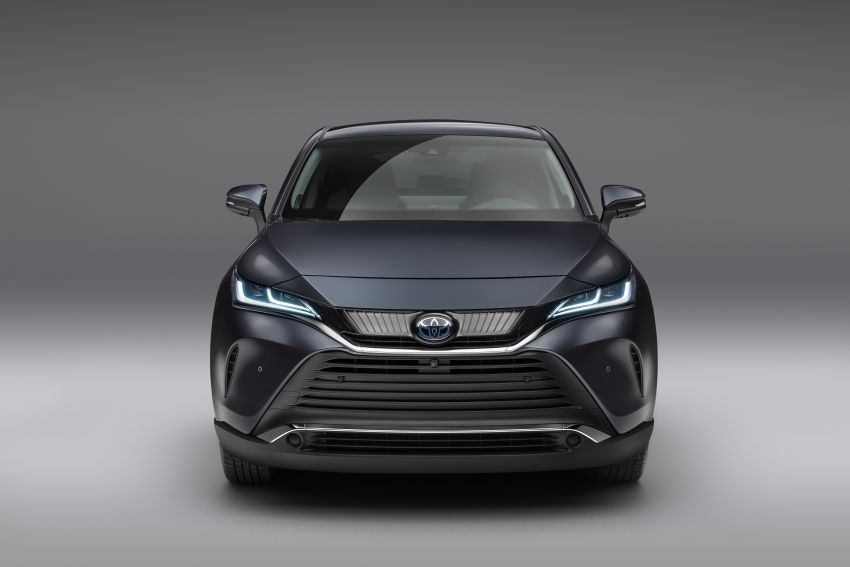 2021 Toyota Venza – new fourth-gen Harrier goes to US Image #1119772