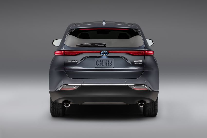 2021 Toyota Venza – new fourth-gen Harrier goes to US Image #1119774