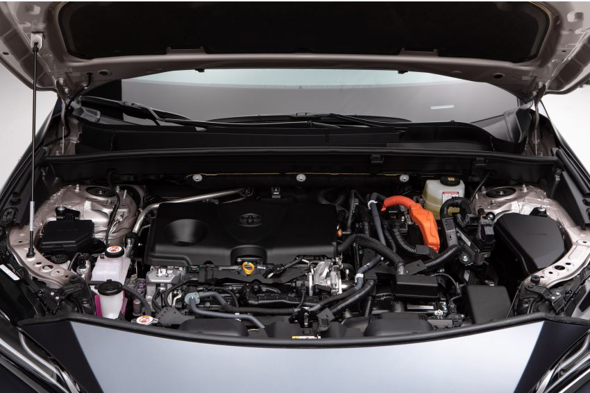 2021 Toyota Venza – new fourth-gen Harrier goes to US Image #1119776