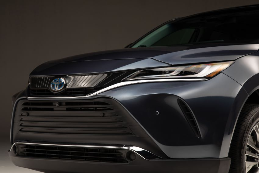 2021 Toyota Venza – new fourth-gen Harrier goes to US Image #1119783