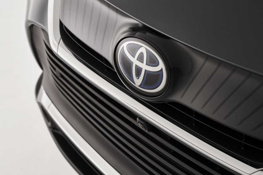 2021 Toyota Venza – new fourth-gen Harrier goes to US Image #1119785