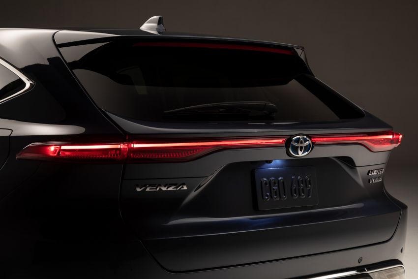 2021 Toyota Venza – new fourth-gen Harrier goes to US Image #1119786