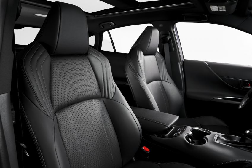 2021 Toyota Venza – new fourth-gen Harrier goes to US Image #1119798