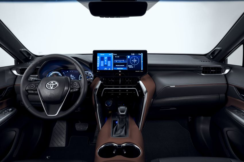 2021 Toyota Venza – new fourth-gen Harrier goes to US Image #1119802