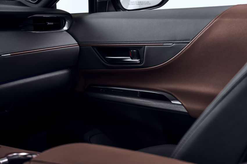 2021 Toyota Venza – new fourth-gen Harrier goes to US Image #1119804
