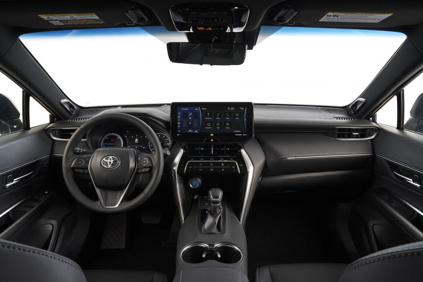 2021 Toyota Venza – new fourth-gen Harrier goes to US Image #1119808