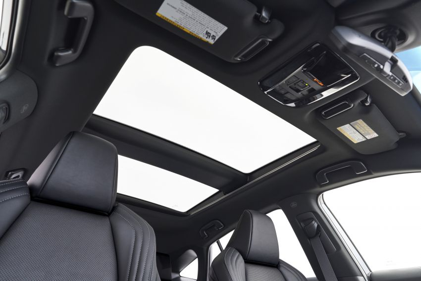 2021 Toyota Venza – new fourth-gen Harrier goes to US Image #1119810
