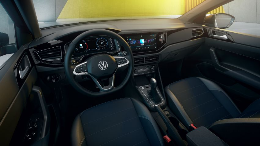 2021 Volkswagen Nivus debuts – compact 'SUV coupe' on sale in Brazil next month, Europe next year Image #1123465