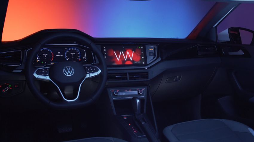 2021 Volkswagen Nivus debuts – compact 'SUV coupe' on sale in Brazil next month, Europe next year Image #1123460