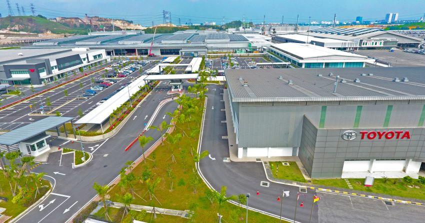 UMW Toyota's plant in Bukit Raja resumes operations Image #1116285