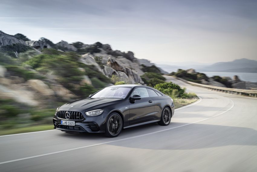 C238 Mercedes-Benz E-Class Coupé, A238 Cabriolet facelift unveiled with new technologies, engines Image #1122310
