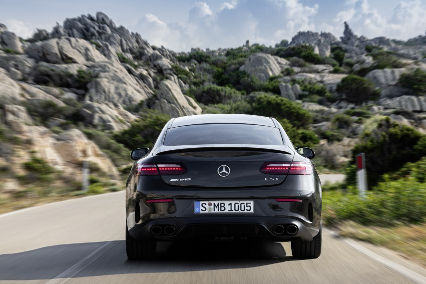 C238 Mercedes-Benz E-Class Coupé, A238 Cabriolet facelift unveiled with new technologies, engines Image #1122321