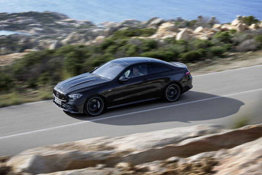 C238 Mercedes-Benz E-Class Coupé, A238 Cabriolet facelift unveiled with new technologies, engines Image #1122322