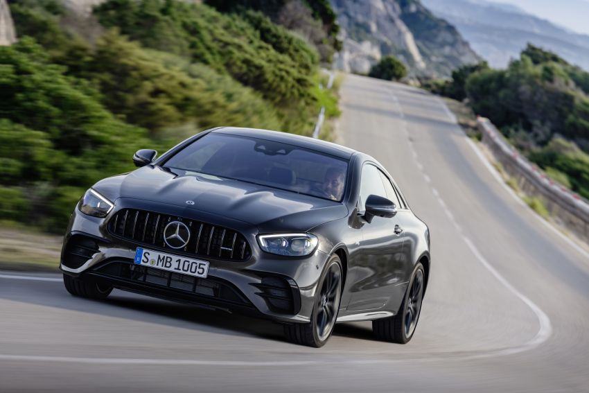 C238 Mercedes-Benz E-Class Coupé, A238 Cabriolet facelift unveiled with new technologies, engines Image #1122326
