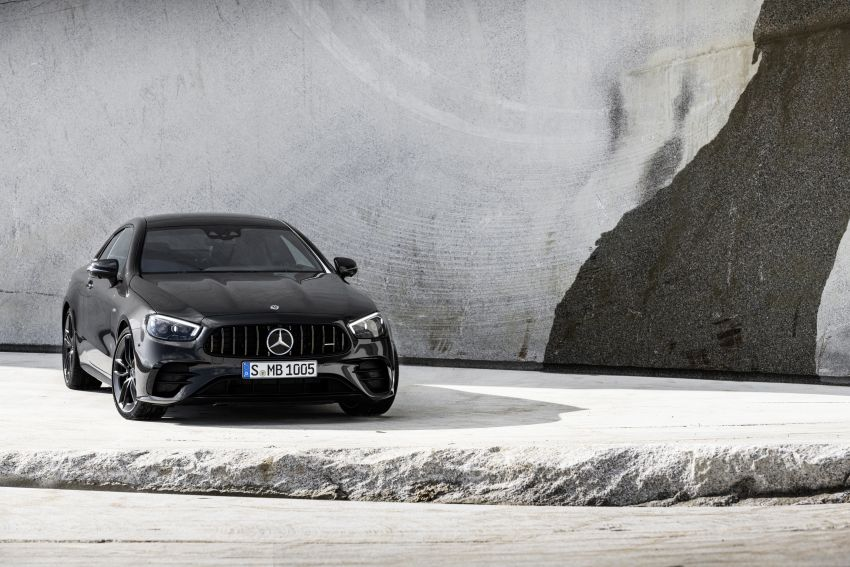 C238 Mercedes-Benz E-Class Coupé, A238 Cabriolet facelift unveiled with new technologies, engines Image #1122335