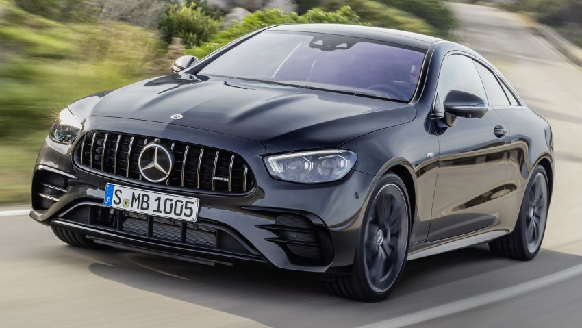 C238 Mercedes-Benz E-Class Coupé, A238 Cabriolet facelift unveiled with new technologies, engines Image #1122311